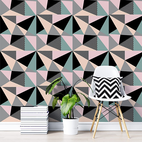 Triângulos  Abstratos