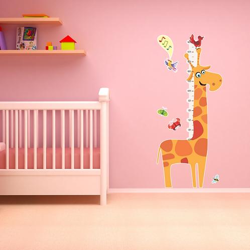 Régua medidora girafa