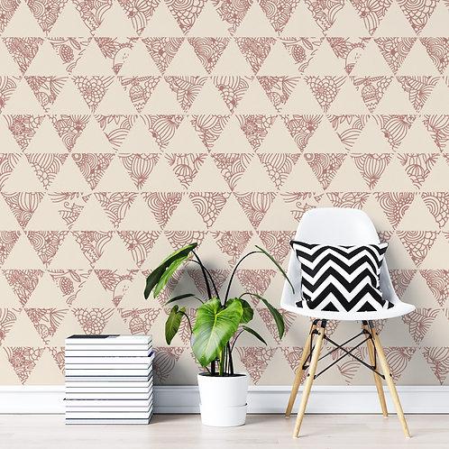 Triângulo Floral