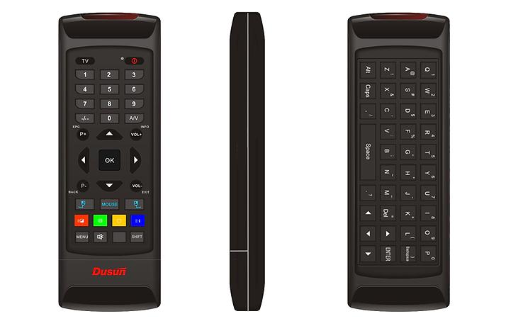 Custom Android TV Remote Control - DUSUN