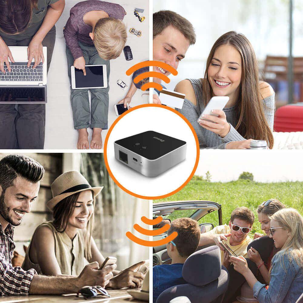 WiFi Portable Router Pocket Mini Box