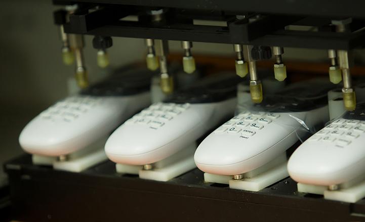 Remote controls finishing - Dusun