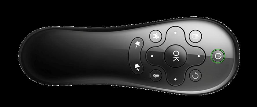 Custom remote control - Dusun