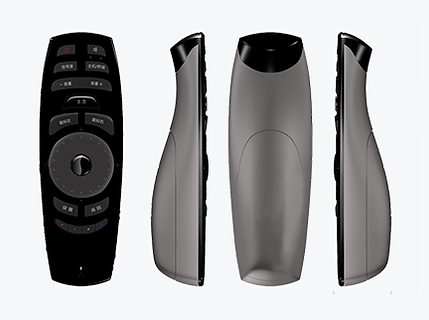 RF4CE Remote Control with Trundle Directional Key - Dusun | Custom Intelligent Remote Control Manufacturer