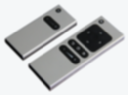 Aluminum Shell Infrared Remote Control - Dusun | Custom Intelligent Remote Control Manufacturer