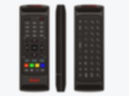 Double Side Keyboard 2.4G - Dusun | Custom Intelligent Remote Control Manufacturer