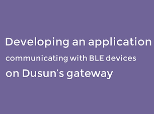 Develop_application_communicating_with_B