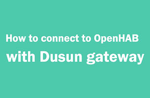 how-to-connect-openhab-with-Dusun-gatewa