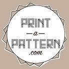 Print-a-pattern Logo