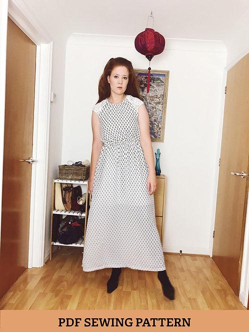 BERMONDSEY DRESS AND TOP - PDF SewingPattern