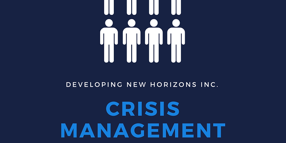 Reactive Strategies Crisis Management