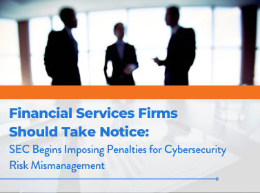 Financial Services Firms Should Take Notice: