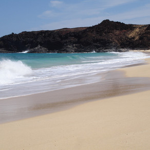 Silky Sands, Turquoise Surf
