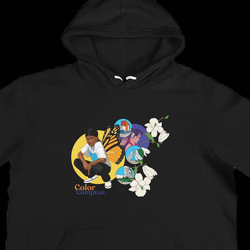 """""""Emerging"""" Pullover Hoodie - Mid-weight"""