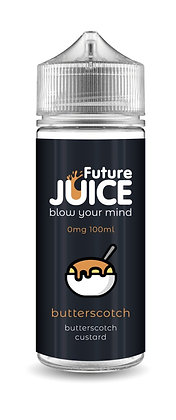 Future Juice - Butterscotch Custard 100ML