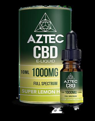 Aztec CBD - Super Lemon Haze 10ml
