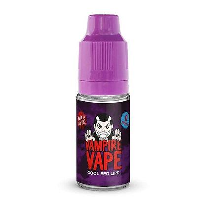 Vampire Vape - Cool Red Lips 10ml