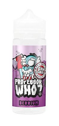 Professor Who? - Berrium 100ml