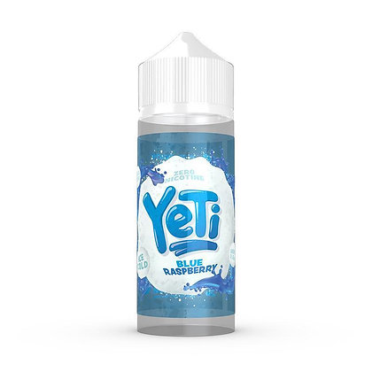 Blue Raspberry Ice by YeTi 100ml