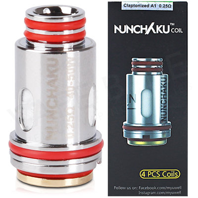 Uwell Nunchaku Replacement Vape Coils