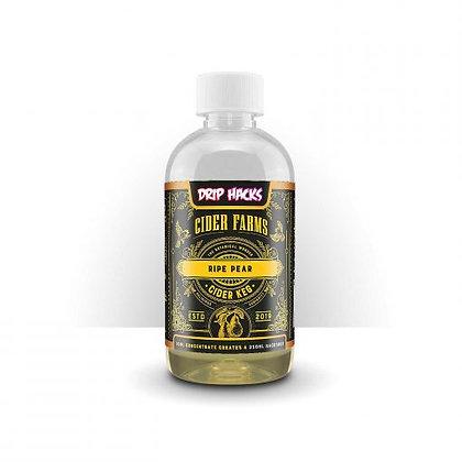 Cider Farms Ripe Pear 250ml Hackshot