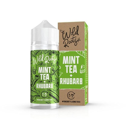 Mint Tea by Wild Roots 100ml