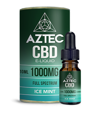 Aztec CBD - Ice Mint 10ml