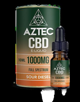 Aztec CBD - Sour Diesel 10ml