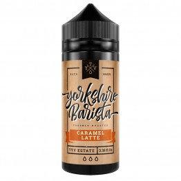 Yorkshire Barrista - Caramel Latte 100ml