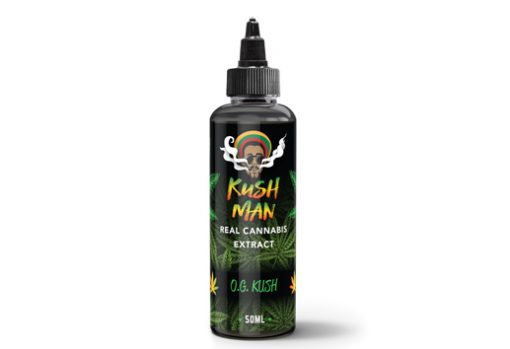 Kush Man - O G Kush 50ml