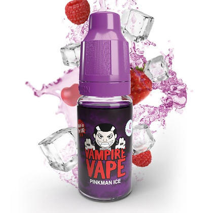 Vampire Vape - Pinkman Ice 10ml