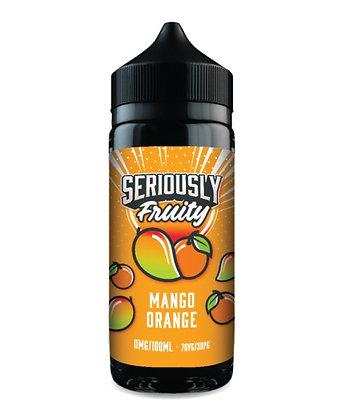 Seriously Fruity Mango Orange E-liquid 100ml