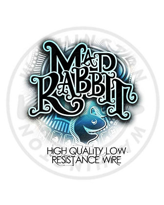Mad Rabbit Low Resistance Wire SS316L (20ft)