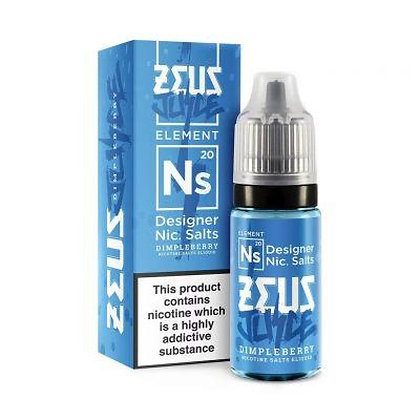 Zeus Juice - Dimpleberry 10ml