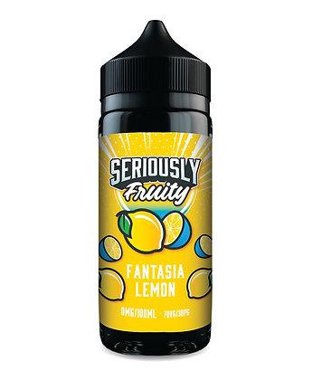 Seriously Fruity Fantasia Lemon E-liquid 100ml