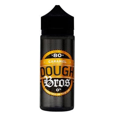 Dough Bros - Caramel 100ml Shortfill