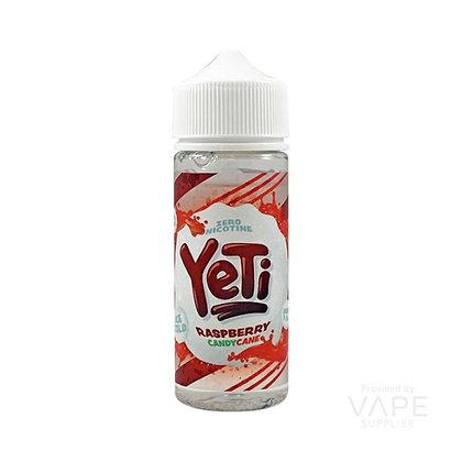 Raspberry Candy Cane Ice by YeTi 100ml