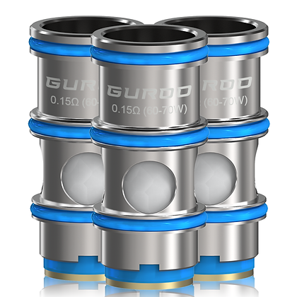 Guroo Replacement Coils By Aspire 3Pack