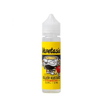 Vapetasia - Strawberry Killer Kustard 50ml