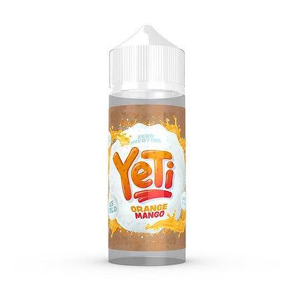 Orange Mango Ice by Yeti 100ml