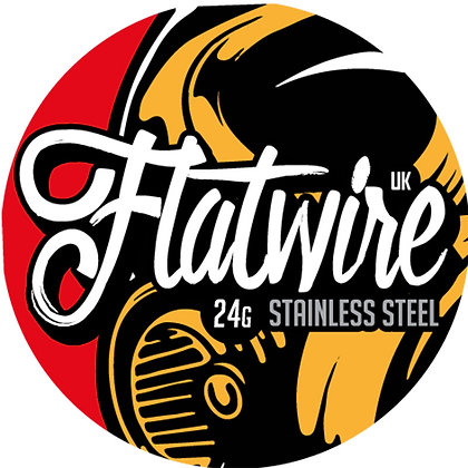 Flatwire UK Stainless Steel (10ft)