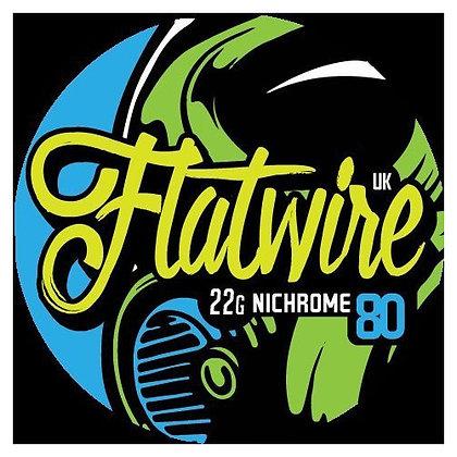 Flatwire UK Ni/Cr-80 (10ft)