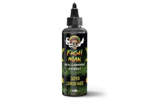 Kush Man - Super Lemon Haze 50ml