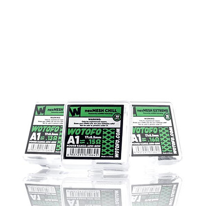 NexMesh Mesh Strips by Wotofo 10pcs