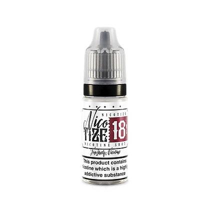 Nic Shot - High VG 18mg 10ml