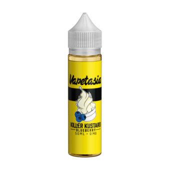 Vapetasia - Blueberry Killer Kustard 50ml