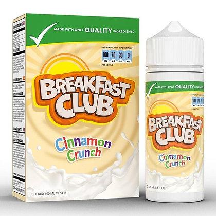 Cinnamon Crunch by Breakfast Club 100ml