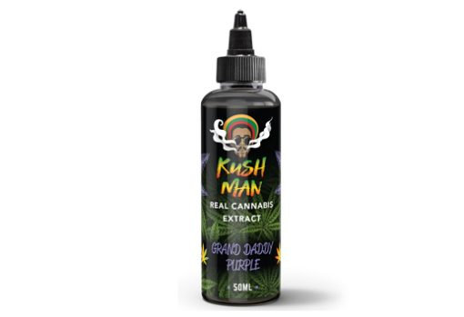 Kush Man - Grand Daddy Purple 50ml