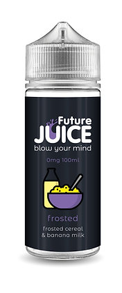 Future Juice - Banana Milk Frosted 100ml