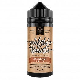 Yorkshire Barrista - Hazelnut Latte 100ml
